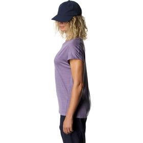 Houdini Activist T-shirt Dames, lavender woods